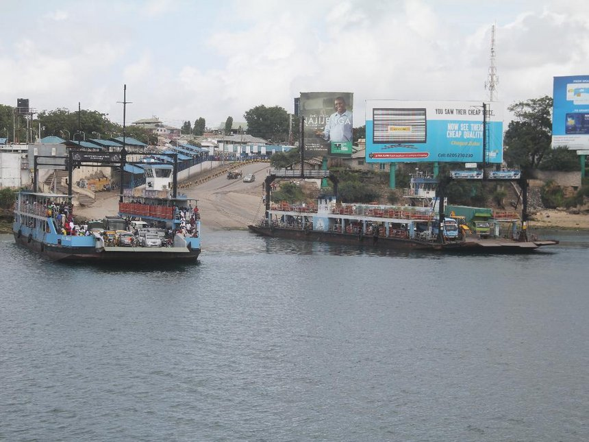 Posting on their Facebook timeline Saturday Morning, Kenya Ferry Services confirmed that at around 4am on the mainland of the channel the accident occurred.