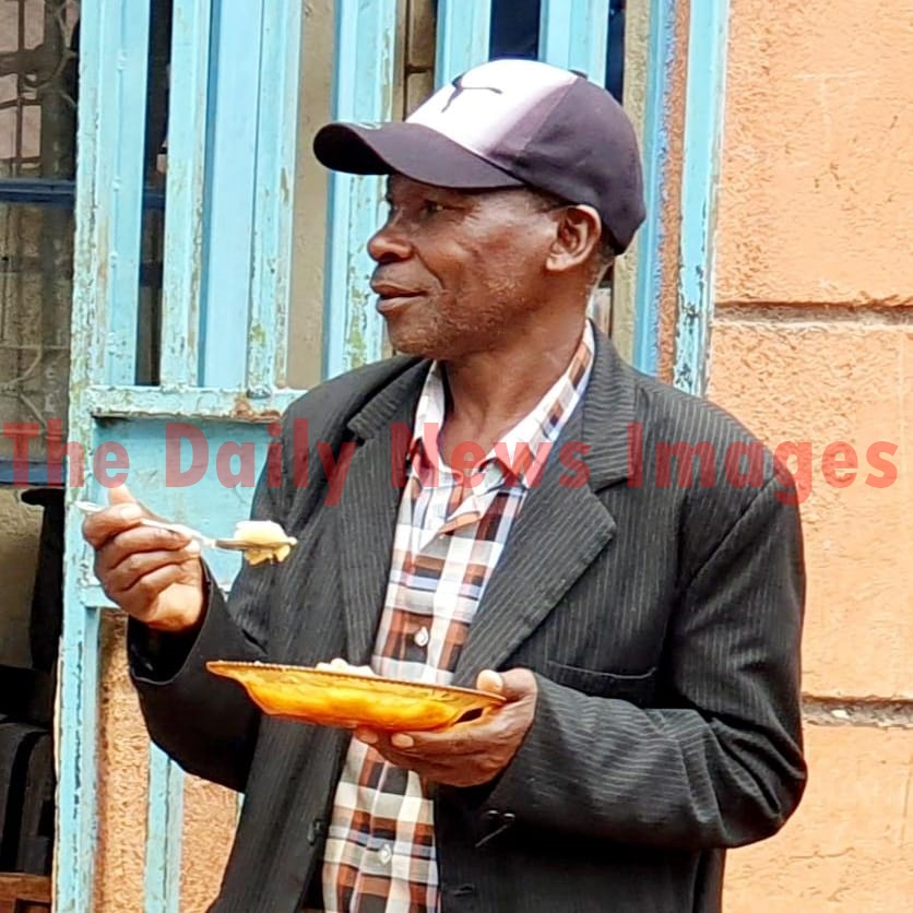 Peter Miranyi Barongo the deceased. Photo/Daily Clock