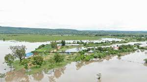 sections of Nyatike, western Kenya that were flooded following heavy downpour. FILE PHOTO NATION MEDIA GROUP.